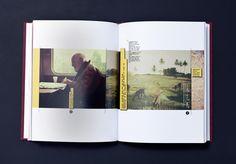 """Дизайнер axlif сделал очень красивую и необычную книжечку. С тех пор, как Дэвиду Карсону удалось оторваться со своей """"экспериментальной типографикой"""" на настоящем, живом журнале, многие мечтают о такой возможности. Но получается редко. Т.к. у этого жанра развелось немало поклонников, некоторые…"""