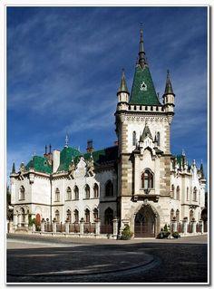 Jakabov palác Kosice, Slovakia Garden Architecture, Central Europe, Bratislava, Palaces, Czech Republic, Prague, Budapest, Roots, Cities