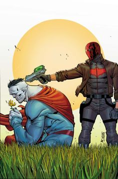 Red Hood and the Outlaws #7