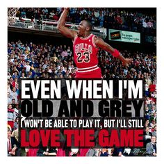 Michael Jordan Quote Canvas Art Print #4129