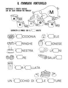 Mappe per la scuola lettera m alfabeto mappe sillabe for Chi fa le leggi in italia