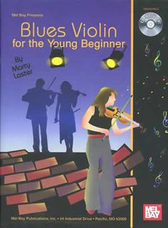 Blues Violin for the Young Beginner Book CD Set