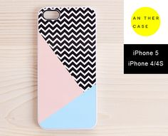 Geometric #iPhone #case I can soo see these colors on a card.
