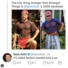 Got to luv Sean