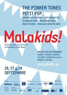 Conciertos en Festival Malakids - infanmusic   infanmusic
