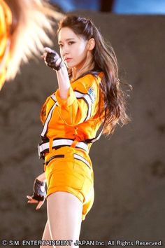 150602 SNSD Japan SONE PLUS + 'Catch me If you Can' <Off-Shot> Yoona