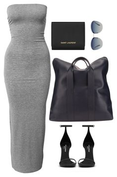 """Untitled #64"" by jennrb ❤ liked on Polyvore featuring Yves Saint Laurent, 3.1 Phillip Lim and Miu Miu"