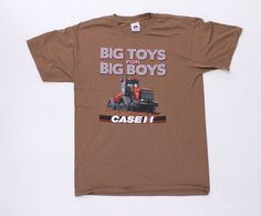 BIg Toys for Big Boys: Case Tractors....Nat, Ky needs this! Make it happen!