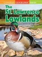 Surveys the history, geology, climate, plants and animals of the St. Lawrence lowlands geographic region.