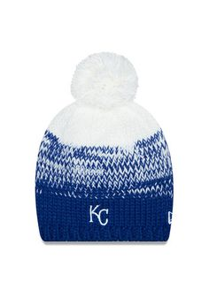 Kansas City Royals New Era Womens Knit Hat