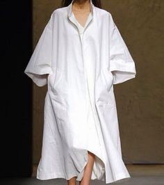 Narciso Rodriguez Spring/Summer 2016 #white #look