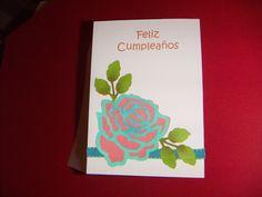 tarjeta cumpleaños Napkins, Scrapbook, Tableware, Birthday Cards, Happy Birthday, Dinnerware, Towels, Dinner Napkins, Tablewares