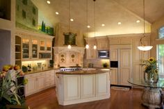 General Overview of Tuscan Kitchen Styles | The Kitchen Dahab