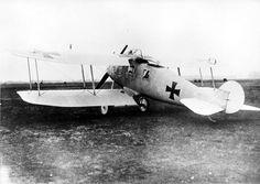 Experimental LFG Roland C.III Luftwaffe, World War I, Wwi, Military Aircraft, Vintage Images, First World, Planes, Fighter Jets, Aviation
