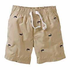 Carter's® Toddler Boy Woven Short 2 - JCPenney
