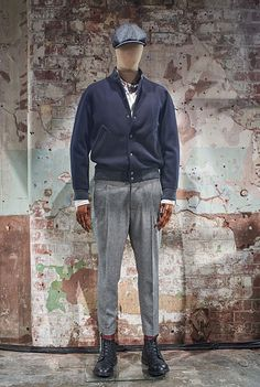 London Fashion Week Men's - Kent and Curwen