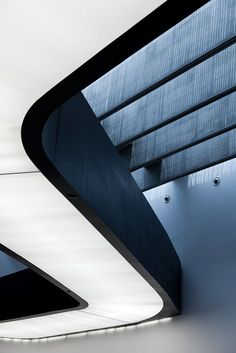 Zaha Hadid - MAXXI #10 by Ximo Michavila, via Flickr