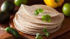 Házi készítésű teljes kiőrlésű tortilla - Receptek   Ízes Élet - Gasztronómia a mindennapokra