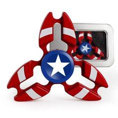 spiderman FIDGET SPINNER XTREME TECH  HERO  NEW web