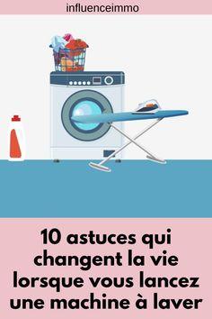 Bonjour à tous, voulez-vous connaitre toutes les techniques pour avoir du linge propre en toute circonstance ? Vous allez apprendre les techniques pour avoir des vêtements impeccables quand ils entrent et sortent de la machine à laver. #influenceimmo #conseils #astuces #trucs #organisation #organiser
