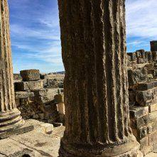 Viajes a Tunez - Dougga un paseo en el corazón de la historia7