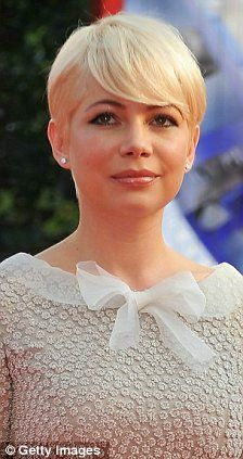 i don't normally idolize celebrities - but i love michelle williams! she's so beautiful~