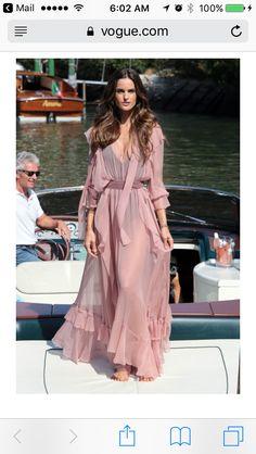 Pink perfection by Alberta Feretti