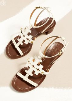 Tory Burch Spring 2015 Shoe Guide | Monogrammed Fashion