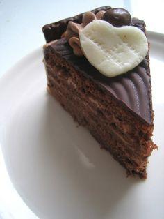 Suklaanystävän kakku