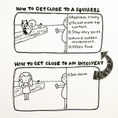 11 Images That Only True Introverts Will Relate To