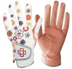 1 paire de Femme Golf gants antidérapants Dirt gants résistant-g
