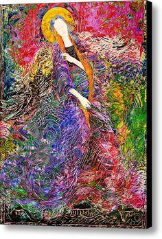Expectant Canvas Print / Canvas Art By Judith Barath