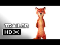 ▶ Zootopia Official Teaser Trailer #1 (2016) - Disney Animated Movie HD - YouTube