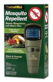 Don't forget we carry ThermaCELL Mosquito Repellent!