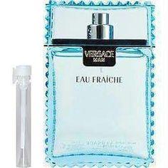 Versace Man Eau Fraiche By Gianni Versace Edt .04 Oz Vial