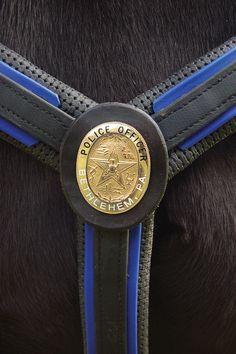 Equine Police Officer  ©Bethlehem Mounted Patrol Unit/Sheer Brick Studio