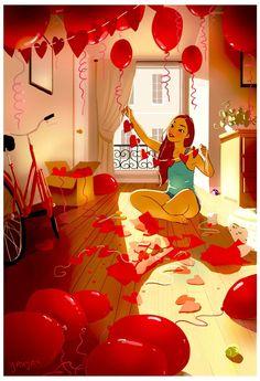Yaoyao Ma Van As Digital illustration Character Art, Character Design, Friday Im In Love, Illustration Girl, Digital Illustration, Cute Drawings, Love Art, Art Girl, Amazing Art