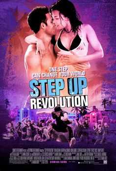 Step Up Revolution Trailer - 2012 Step Up 4 Movie