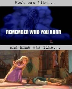 "This very Disney parallel. | 24 Jokes Only ""Once Upon A Time"" Fans Will Understand"