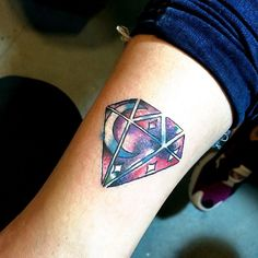 45 Luxury Diamond Tattoo designs and meaning - Treasure for you