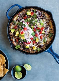Queso and Beef Dip | The ULTIMATE game day dip.