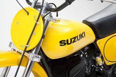Motocross Racer, Motocross Bikes, Vintage Motocross, European Motorcycles, Vintage Motorcycles, Classic Bikes, Classic Cars, Ducati, Yamaha