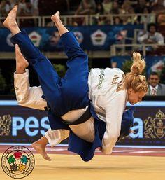 Kayla Harrison (USA) - Grand Prix Budapest (2015, HUN) - © IJF Media Team, IJF