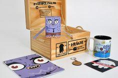 Complete self promotional kit by design studio Panda Pix