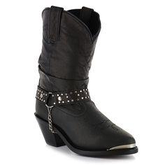 Shyanne® Women's Slouch Harness Fashion Boots