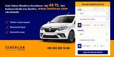 İzmir Adnan Menderes Havalimanı 'nda ucuz araç kiralama... iZMiRCAR İzmir Havalimanı Araç Kiralama | www.izmircar.com  #izmircar #izmirrentacar #izmiraraçkiralama #izmirarabakiralamafiyatları #izmirhavalimanıaraçkiralama