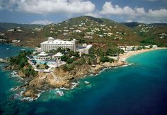 Marriott Frenchmans Reef and Morning Star Beach Resort - All Inclusive in Caribbean US Virgin Islands Caribbean Vacations, Vacation Resorts, Beach Resorts, Vacation Destinations, Hotels And Resorts, Dream Vacations, Best Hotels, Vacation Spots, Vacation Packages