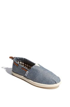 TOMS, Getting these for the kiddies. A great cause - a child in need will get a pair of shoes too. Maybe mom needs a pair.