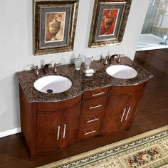 1000 Images About 59 Inch Bathroom Vanity On Pinterest