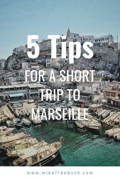 One reads a lot about France's second largest city - unfortunately a lot of negative things. In this article you'll find out why Marseille is worth a visit, where to sleep and where to get great food.